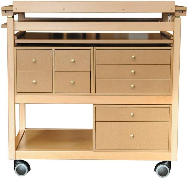 autres agencements du meuble atelier couture. Black Bedroom Furniture Sets. Home Design Ideas